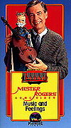 Mister Rogers Home Video - Music and Feelings
