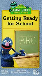 Sesame Street - Getting Ready for School