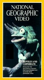 National Geographic Video - Reptiles and Amphibians
