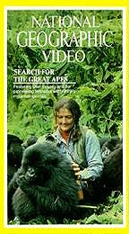 National Geographic Video - Search for the Great Apes