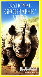 National Geographic Video - The Rhino War
