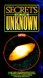 Secrets of the Unknown - U.F.O.'s