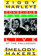 Ziggy Marley and the Melody Makers - Conscious Party Live at the Palladium