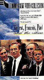 Vincent, Fran&ccedil;ois, Paul and the Others Poster
