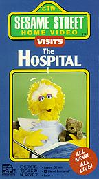 Sesame Street - Visits the Hospital