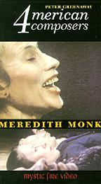 Four American Composers - Meredith Monk