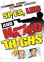 Spies, Lies and Naked Thighs