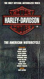 Harley Davidson: The American Motorcycle