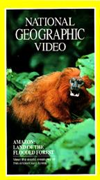 National Geographic Video - Amazon: Land of the Flooded Forest