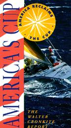 America's Cup - The Walter Cronkite Report