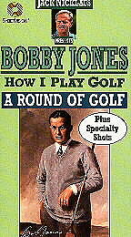 Bobby Jones: How I Play Golf - A Round of Golf