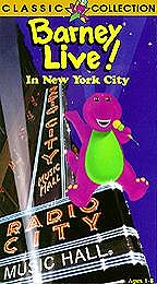Barney - Live In New York City