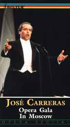 Jose Carreras - Opera Gala in Moscow