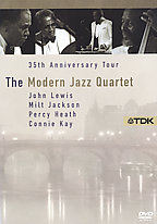 Modern Jazz Quartet - 35th Anniversary Tour