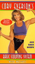 Cory Everson's Basic Sculpting System - Abs Back Biceps