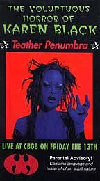 Voluptuous Horror of Karen Black, The - Teather Penumbra