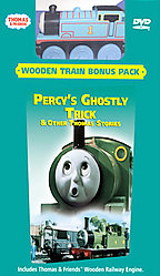Thomas & Friends - Percy's Ghostly Trick