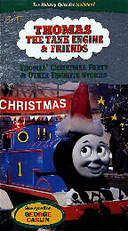 Thomas the Tank Engine - Thomas' Christmas Party & Other Favorite Stories