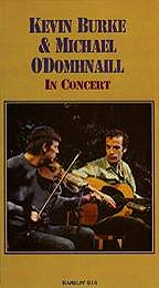 Kevin Burke & Michael O'Domhnaill in Concert