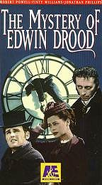 Mystery of Edwin Drood poster Robert Powell John Jasper