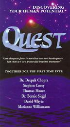 Quest The Life Trilogy: Discovering Your Human Potential