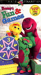Barney - Barney's Fun and Games