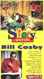 Story Porch With Bill Cosby