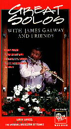 Great Solos With James Galway and Friends