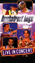 Backstreet Boys - Live in Concert