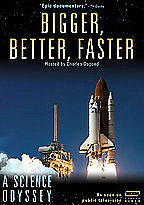 Science Odyssey - Bigger, Better, Faster