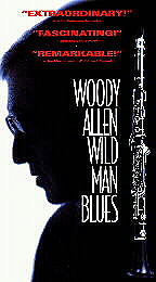 Wild Man Blues Poster