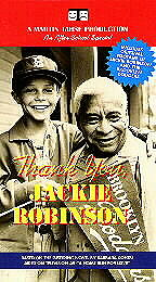Thank You, Jackie Robinson