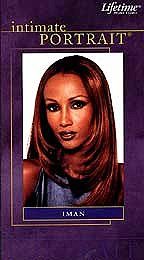 Intimate Portrait - Iman
