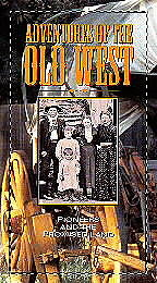 Adventures of the Old West - Pioneers and the Promised Land