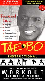 Tae Bo - Instructional