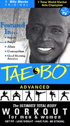 Tae Bo - Advanced