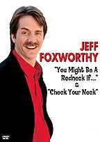 Jeff Foxworthy: Check Your Neck & You Might Be A Redneck If...