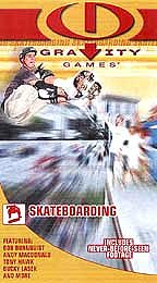 Gravity Games: Skateboarding
