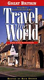Travel the World: Great Britain - North Wales, Cotswold Villages & Bath