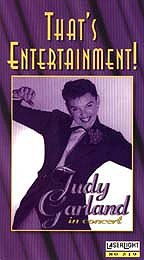 That's Entertainment: Judy Garland in Concert