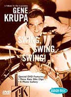 Swing, Swing, Swing!: A Tribute to the Legendary Gene Krupa