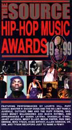 Source Hip-Hop Music Awards 1999