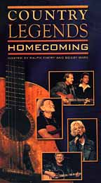 Country Legends - Homecoming