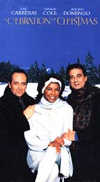 Jose Carreras, Natalie Cole, and Placido Domingo - A Celebration of Christmas