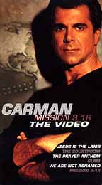 Carman - Mission 3:16: The Video