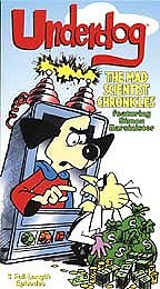Underdog: The Mad Scientist Chronicles