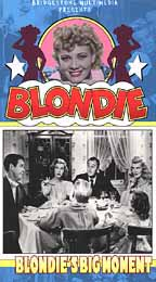 Blondie's Big Moment