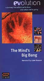 Evolution: The Mind's Big Bang