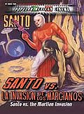 Santo vs. the Martians