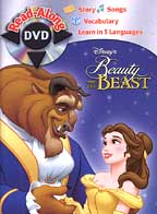 Beauty and the Beast: DVD Read-Along